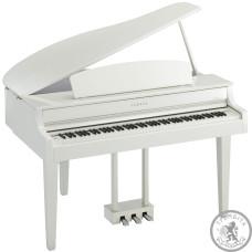 Цифрові Піаніно Clavinova рояль YAMAHA CLP665GP (Polished White)