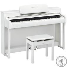 Цифрові Піаніно Clavinova YAMAHA CSP150W (White)