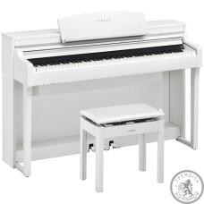 Цифрові Піаніно Clavinova YAMAHA CSP170W (White)