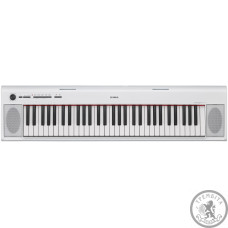 Цифрове піаніно YAMAHA NP12 White (без РА3с)