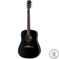 Гітара акустична  FENDER CD-60S BLACK