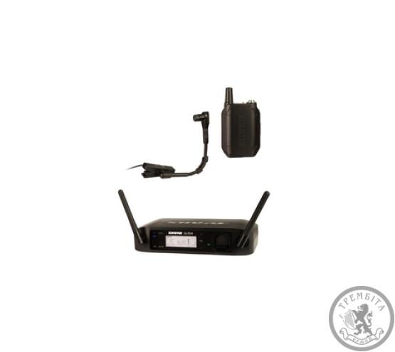 Shure GLXD14EB98 система безпровідна цифрова з інструментальним мікрофоном  BETA98H f2b67f87e0059