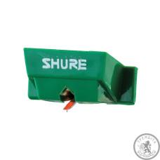 Shure N78S голка, 78 об/хв, для M78S, 2.5 сферична, 1.5-3г, темно-зелена
