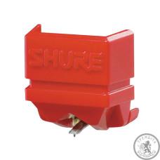 Shure N92E голка Hi-Fi, для M92E, 0.4х0.7 бірадіальна, 0.75-1.5г, червона