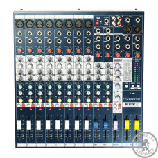 SOUNDCRAFT EFX8 Мікшерний пульт