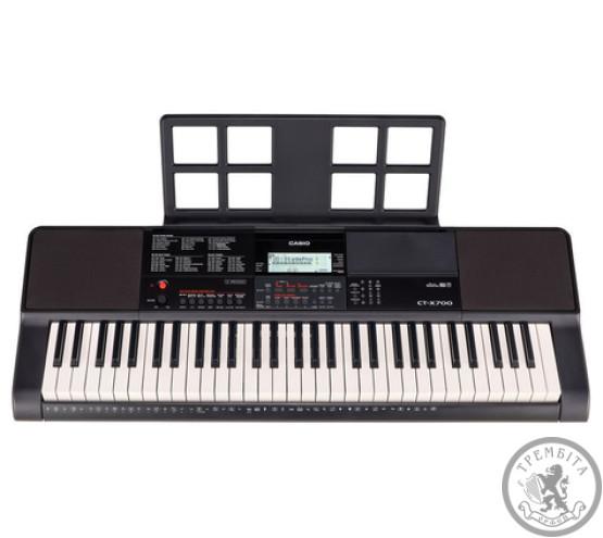 Клавиши Casio CT-X700