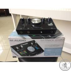 M-Audio M-Track 2X2M - звуковий інтерфейс