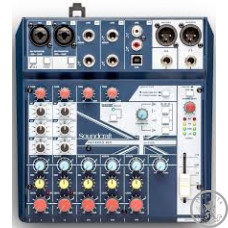 SOUNDCRAFT Notepad-8FX Мікшерний пульт