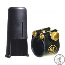 Лігатура для тенор-саксофона GF-System Gold-Line 10M 735.838