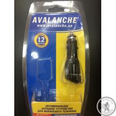 Автомобільний USB Адаптер ACH-005 (1A)