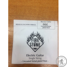 Струна для електрогітари Fire&Stone нікель (,056)
