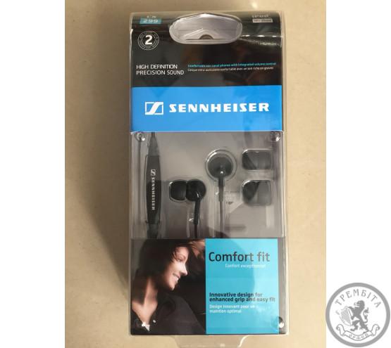 Навушники Sennheiser CX 299 B купити недорого у Львові ➤хороші ціни ... 04c89d2b4f3a2