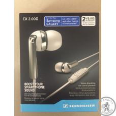 Навушники Sennheiser CX 2.00G Wh