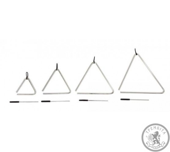 Трикутник GEWA 15cm 827515