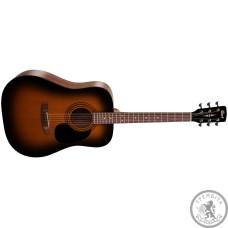 Акустическая гитара CORT AD810 satin sunburst