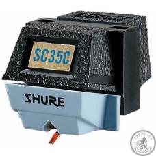 SHURE SC35C Standard головка DJ, S-кріплення, 0.7 сферична, 4-5г
