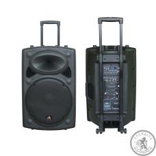 АС активная с VHF mic x 15 февраля + 1 HL AUDIO USK15A BT / USB