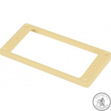 Рамка пластикова для хамбакера (Neck) DiMarzio DM1300 Creme