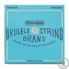 Струни для укулеле DUNLOP DUQ302 Ukulele Concert