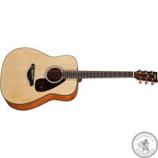 Гітара акустична  YAMAHA FG800M Natural матова