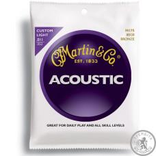 Струни для Акустичної гітари MARTIN M175