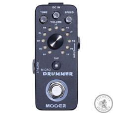 Драм машина педаль MOOER Micro Drummer