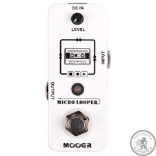 Лупер педаль MOOER Micro Looper