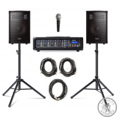 Комплект  ALESIS PA System in a Box Bundle  80W