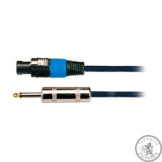 Акустичний кабель (готовий) спикон-джек SoundKing BD119 10м 2х1,5мм