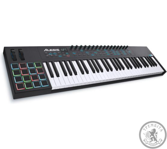 MIDI-клавіатура 61 клавіш. + 16 педів ALESIS VI61 PC / Mac