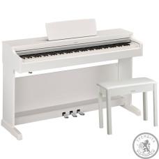 Цифрове піаніно YAMAHA ARIUS YDP-163WH