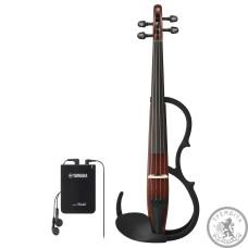 Електроскрипка 4/4 YAMAHA YSV104 Silent Violin SRT Brown