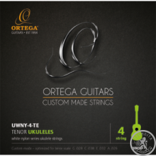 Струни для укулеле Ortega UWNY-4-TE