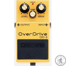 Boss OD3 педаль Overdrive