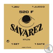 Струни для класичної гітари Savarez 520 F