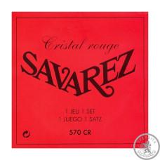 Струни для класичної гітари Savarez 570 CR