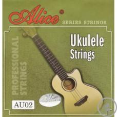 Струни для Укулеле , AU02
