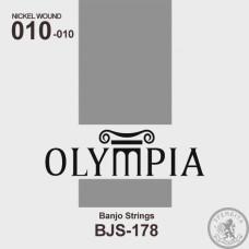 Струни для банджо OLYMPIA BJS178