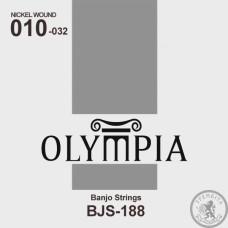 Струни для банджо OLYMPIA BJS188