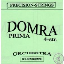 Струни для Домри ПРИМА ДП-4-30107
