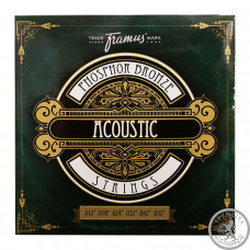 Струни для Акустичної гітари FRAMUS 47220 PHOSPHOR BRONZE MEDIUM (12-53)