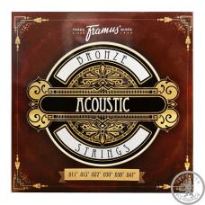 Струни для Акустичної гітари FRAMUS 48200 BRONZE LIGHT (11-47)