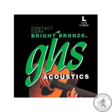 Струни для акустичної гітари GHS CCBB30