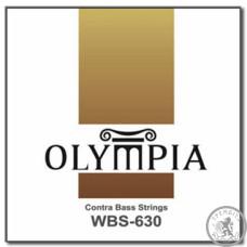 Струни для  контрабасу, OLYMPIA WBS630, 40  60  75  95