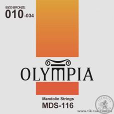 Струни для  мандоліни OLYMPIA MDS116