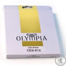 Струни для віолончелі OLYMPIA CES610