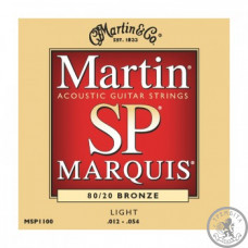 Струни для Акустичної гітари Martin MSP1100