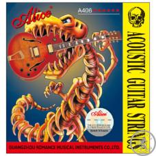 Струни для акустичної гітари  ALICE  A406