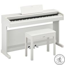 Цифрове піаніно YAMAHA ARIUS YDP-144WH (+блок живлення)