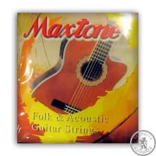 Струни для Акустичних Гітар MAXTONE FAGS/SET ACOUSTIC (11-49)